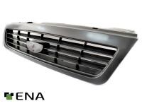 Решетка радиатора Daewoo Nexia (черный матовый)